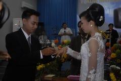 INDONESIEN FALL AV DISKRIMINERING Royaltyfria Bilder
