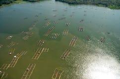 INDONESIEN-FRISCHWASSERfischerei-POTENZIAL Lizenzfreie Stockfotos