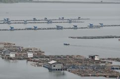 INDONESIEN-FRISCHWASSERfischerei-POTENZIAL Lizenzfreies Stockbild