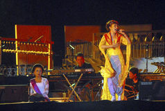 INDONESIEN IDÉRIK EKONOMISPÄNNING Royaltyfri Bild