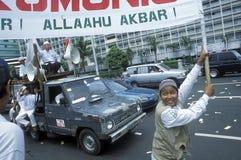 INDONESIEN JAKARTA Royalty Free Stock Photo