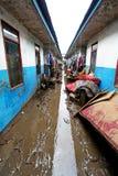 Indonesien katastrofstörtflod - Garut 057 Arkivbilder
