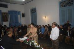 INDONESIEN MER VISUM FRIGÖR ÖVERENSKOMMELSE Royaltyfria Bilder