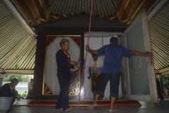 INDONESIEN MER VISUM FRIGÖR ÖVERENSKOMMELSE Royaltyfri Bild