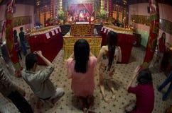 INDONESIEN NY RÄKNING PÅ RELIGIÖS FRIHET Arkivfoto