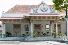 Indonesien Palast Lizenzfreie Stockbilder