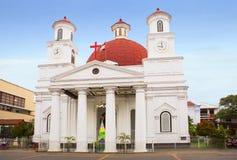 indonesien semarang Kirche Blenduk Stockfotografie