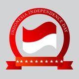 INDONESIEN SJÄLVSTÄNDIGHETSDAGEN Royaltyfri Fotografi