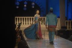 INDONESIEN SOM ÖKAR DEN IDÉRIKA EKONOMIBUDGETEN royaltyfria foton