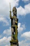 Indonesien - Stammes- Kultur des traditionellen Dayak, Borneo Stockfotos