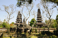 Indonesien-Tempel Lizenzfreie Stockfotos