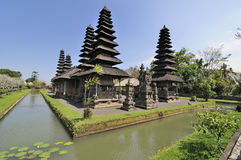 Indonesien-Tempel Stockbild