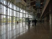 Indonesien-Versammlungs-Ausstellung in Tangerang lizenzfreie stockbilder