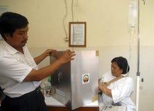 INDONESIENS WAHLschwelle Lizenzfreie Stockfotos