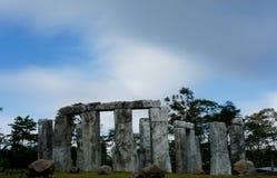 Indonesier Stonehedge Stockfotos
