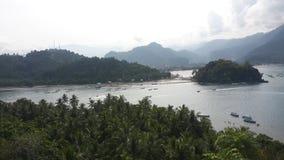 Indonesio de Sumbar Fotografía de archivo