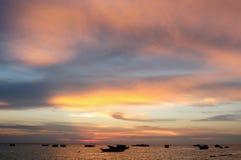 Indonesisch landschap Stock Fotografie