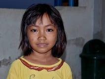 Indonesisch Meisje van Java Royalty-vrije Stock Afbeeldingen
