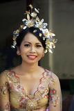 Indonesische bruid Royalty-vrije Stock Foto