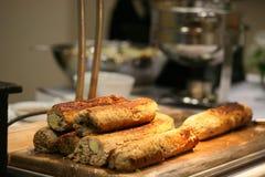 Indonesische croissant Royalty-vrije Stock Afbeelding