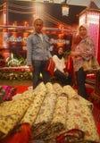 INDONESISCHE RUPIE SECHS JAHRE NIEDRIGE TROPFEN- Lizenzfreie Stockfotos