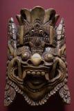 Indonesische Schablone Lizenzfreie Stockbilder