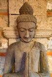 Indonesische Skulptur Stockfotografie