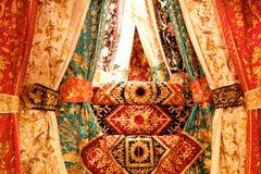 Indonesische traditionelle Hochzeits-Dekoration Lizenzfreies Stockbild