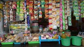 Indonesischer Shop stockbild