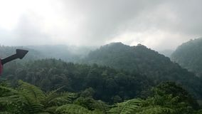 Indonesisches Land Ipukan Stockbilder