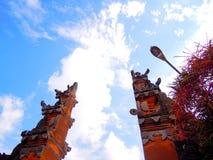 Indonesisk arkitektur Royaltyfria Bilder