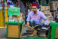 Indonesisk mat arkivbild