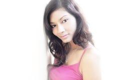 indonesisk modell Royaltyfri Fotografi