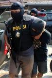 indonesisk polis Royaltyfri Foto