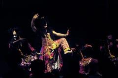 Indonesiskt dockafolk Royaltyfria Bilder