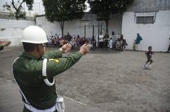 INDONESISKT MILITÄRT OMSTRUKTURERINGSPLAN FÖR TNI Royaltyfri Fotografi