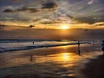 Indonezja Bali seminyak lato 2018 obraz stock