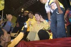 INDONEZJA GOLKAR partii politycznej profil Obraz Royalty Free