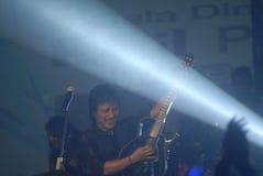 INDONEZJA gospodarki KREATYWNIE projekcja Obrazy Stock