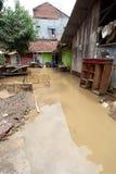 Indonezja katastrofy Błyskowa powódź - Garut 006 Zdjęcia Stock
