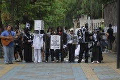 INDONEZJA korupci wojny ANTY zagrożenie Obrazy Royalty Free