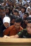 INDONEZJA NISKI WYKWALIFIKOWANY absolwent zdjęcie stock
