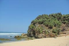 Indonezja piękne plaże Zdjęcie Stock