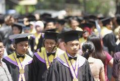 INDONEZJA POTRZEBUJE WIĘCEJ doktoratów wykładowców Fotografia Stock
