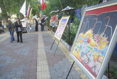 INDONEZJA turystyki wizyty spadek Obrazy Stock