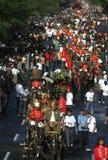 INDONEZJA turystyki wizyty spadek Zdjęcia Stock