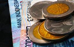 Indonezja waluta Obraz Stock