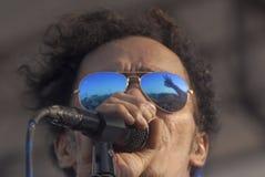 INDONEZYJSKA muzyka rockowa Obrazy Stock