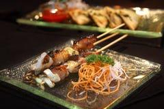 Indonezyjski jedzenie Zdjęcia Royalty Free