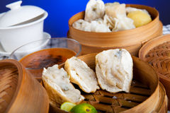 Indonezyjski jedzenie Smażący Baso Tahu Bandung Zdjęcia Stock